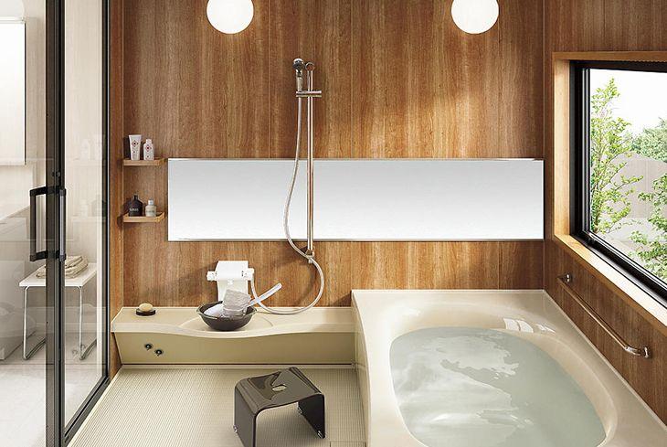 BGF1101/1623サイズ(1.5坪サイズ) | セットプラン | プラン | Oflora(オフローラ) | システムバスルーム・浴室関連商品 | Panasonic