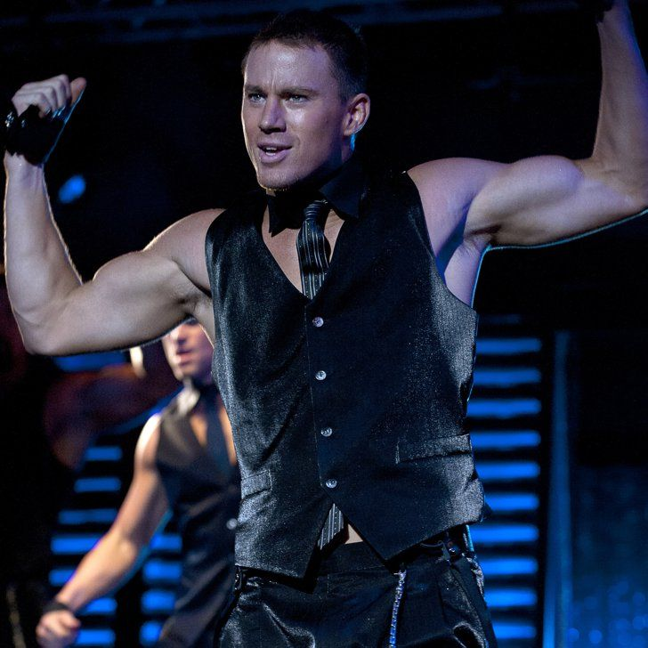 Pin for Later: 32 Times You Couldn't Hide Your Love For Channing Tatum