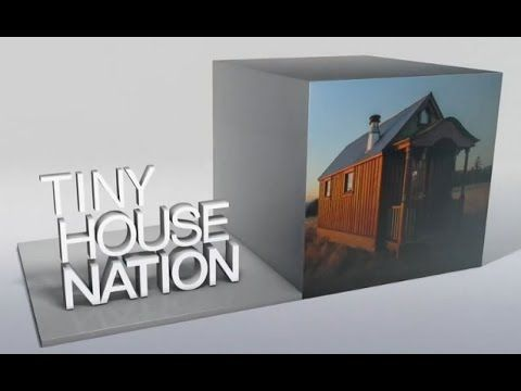 Tiny House Nation - Season 1 Episode 3 - 210 Sq Ft Rochester Studio Retreat  Love that the house has a automatic projrctor screen over the window