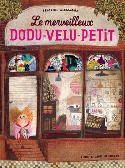 Couverture de l'ouvrage : Le Merveilleux Dodu-velu-petit de Béatrice  Alemagna