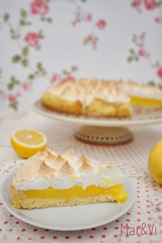 come fare il lemon meringue pie - ricetta in italiano