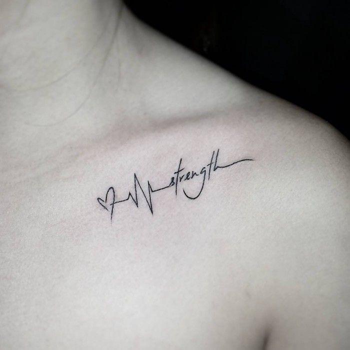 Tatuajes en la clavicula (3)