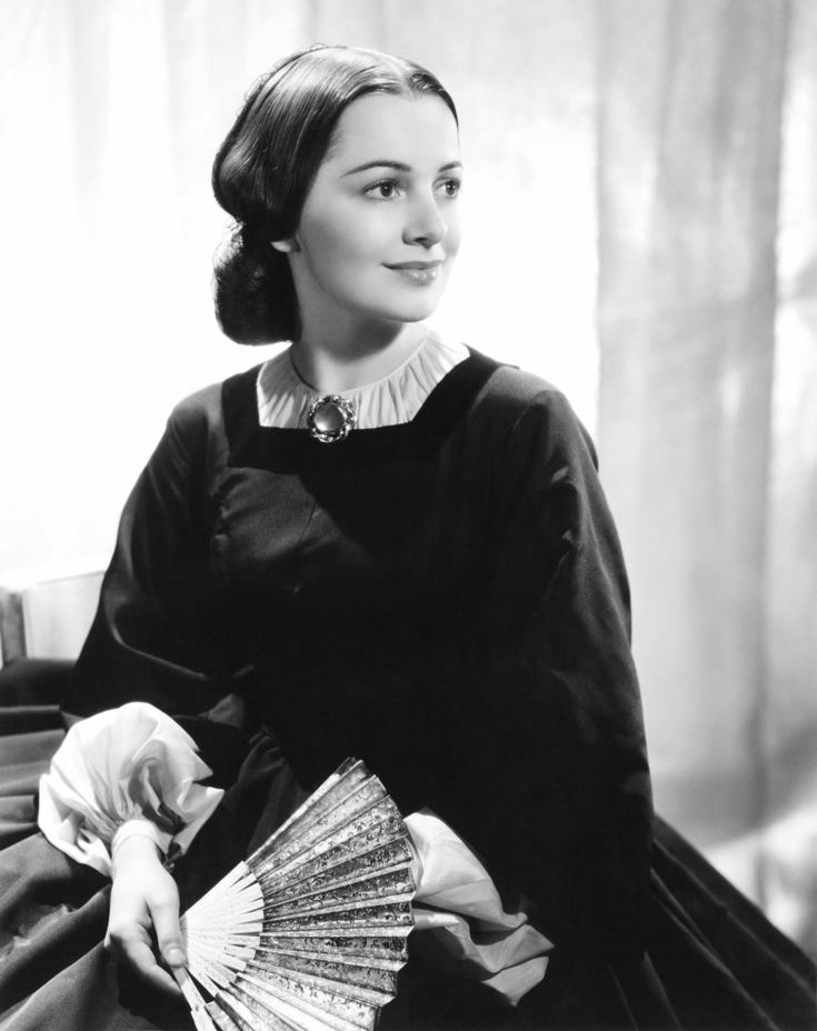 Gone with the Wind - Olivia de Havilland. Love the actress but have never watched the movie all the way through. Scarlett drives me crazy with her whining and I love Vivian Leigh.