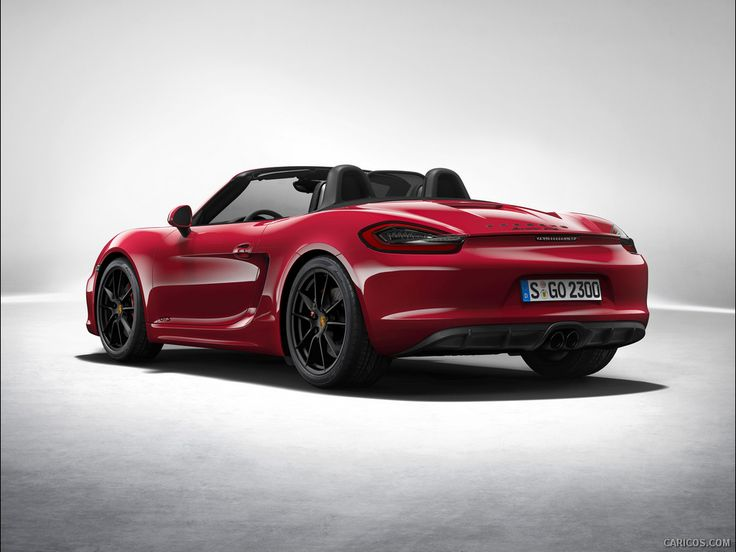 Gallery of Porsche Boxster GTS Images