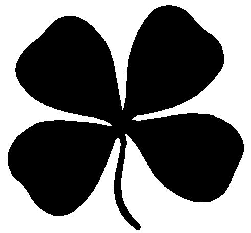1000 ideas about four leaf clover tattoos on pinterest