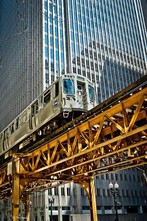 El Train - Chicago Loop