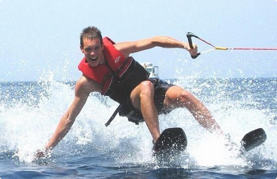 Water Skiing #bratislava #stagdo
