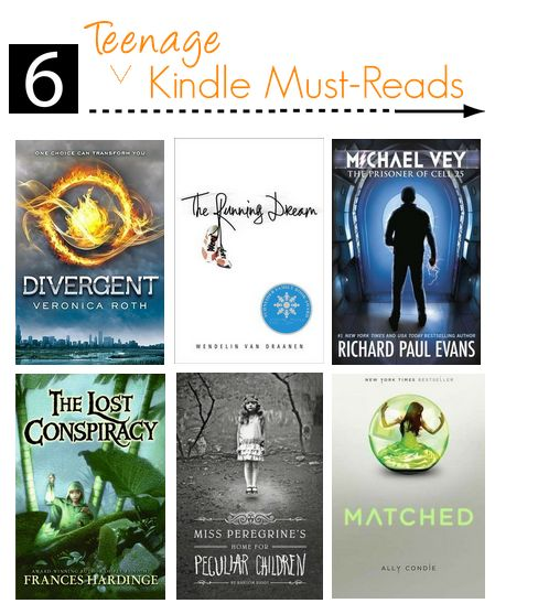 Top books for teens to read this summer! Great ideas for my students. The running dream