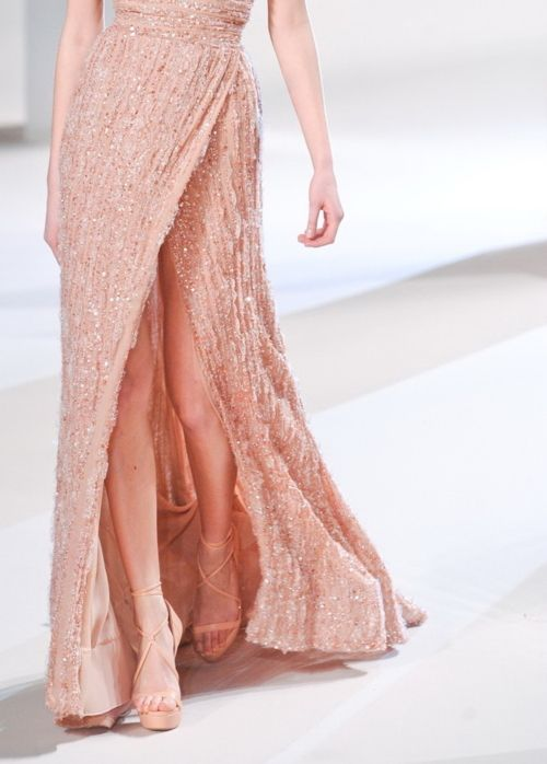 Elle Saab <3Eliesaab, Fashion, Style, Gowns, Couture, Elie Saab Spring, Beautiful Dresses, Sparkly Dresses, Spring 2011