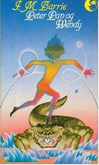 """""""Peter Pan og Wendy"""" av James Matthew Barrie"""