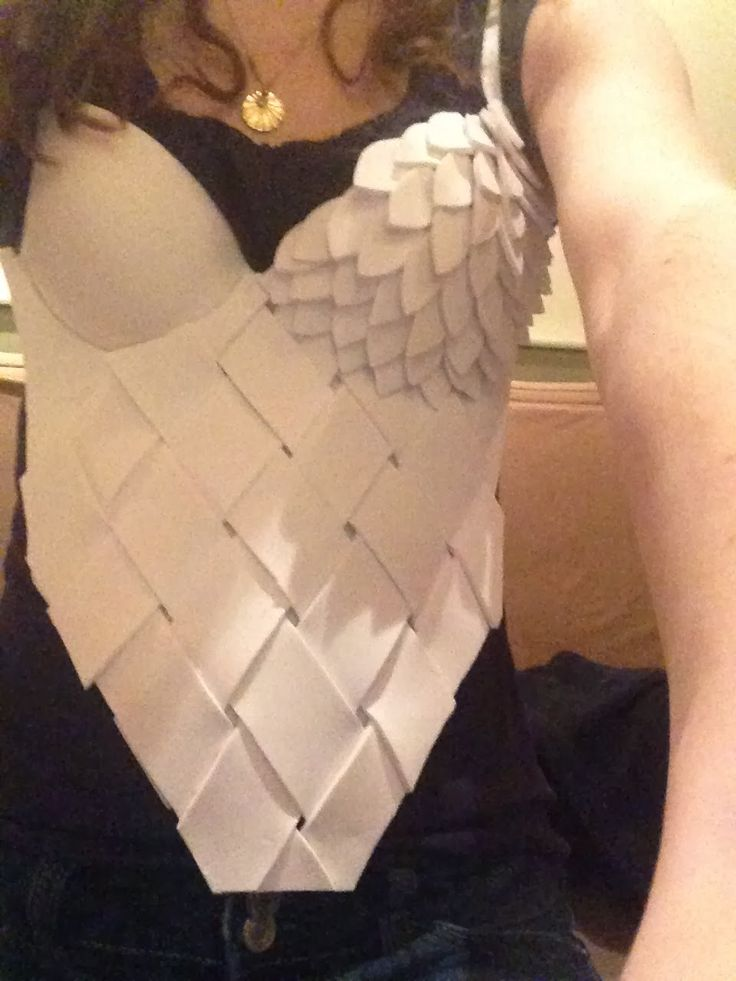 How to Make Craft Foam Armor for Women | Magpie's Wardrobe | SFX makeup and costuming tip for making cosplay and circus performance costumes become your own game of thrones warrior queen