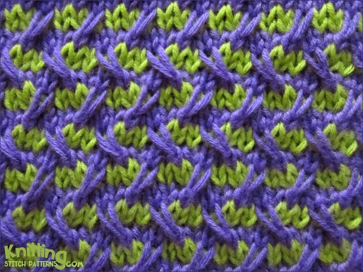 multi-colour-patterns | Knitting Stitch Patterns