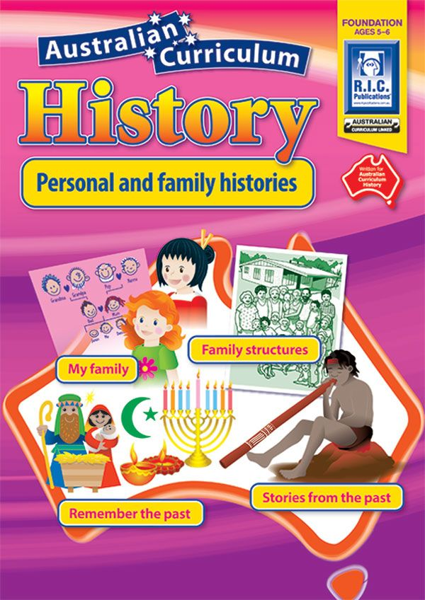 Australian Curriculum History is a seven-book series linked to the requirements of the Australian National Curriculum for each stage of primary school from Foundation to Year 6. - See more at: http://www.teachersuperstore.com.au/product/australian-curriculum/australian-curriculum-history/#sthash.EuzgGfFF.dpuf