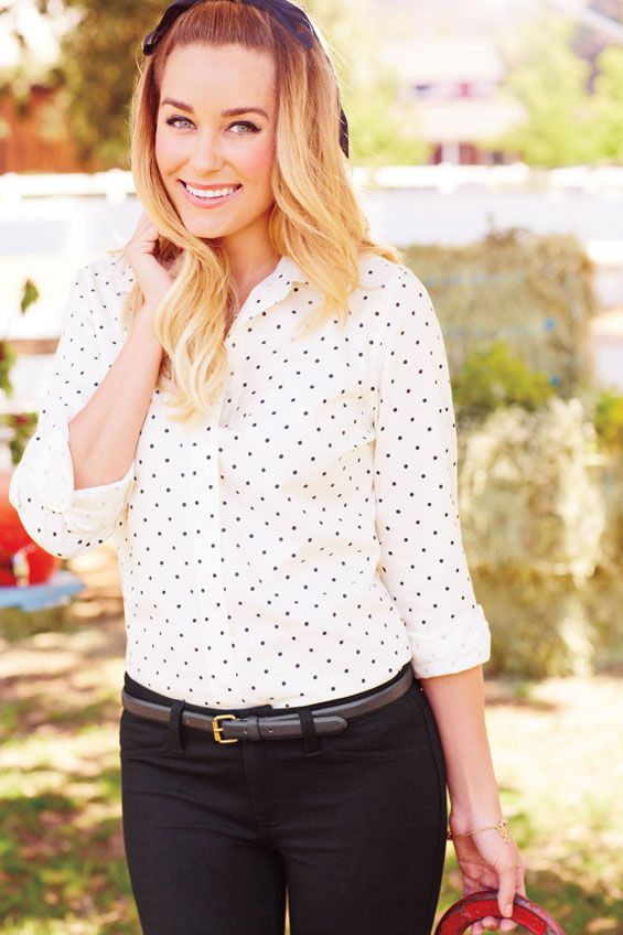 The LC Lauren Conrad For Kohl's Fall 2013 Collection Has Arrived! | Take a Quick Break | Visit our Website for more Information and Pictures