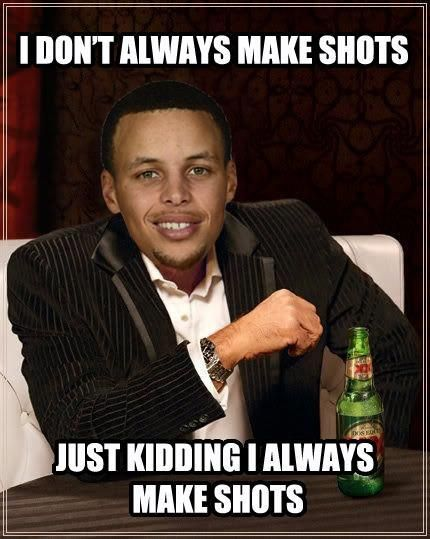 steph curry.