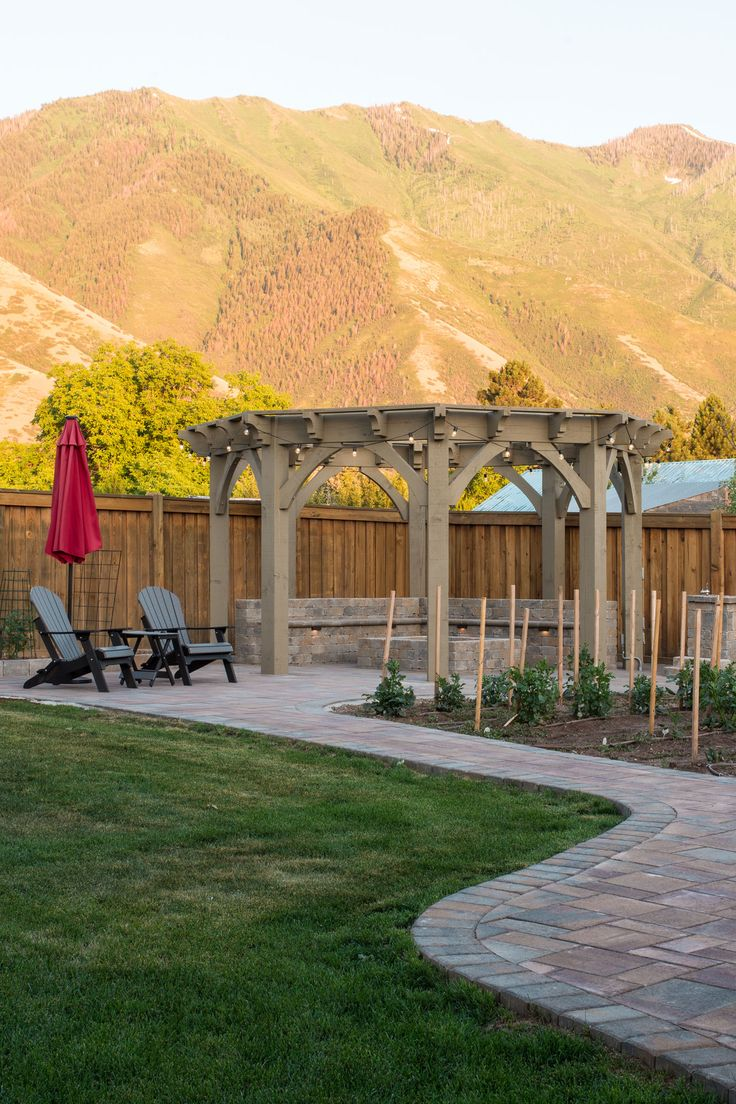 Custom trellis to match pergola landscapes by earth design - 59 Best Arbors And Trellises Images On Pinterest Arbors Pergolas And Trellis