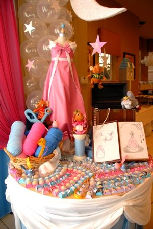 """Photo 9 of 32: Cinderella Party / Birthday """"Once upon a time..."""" 