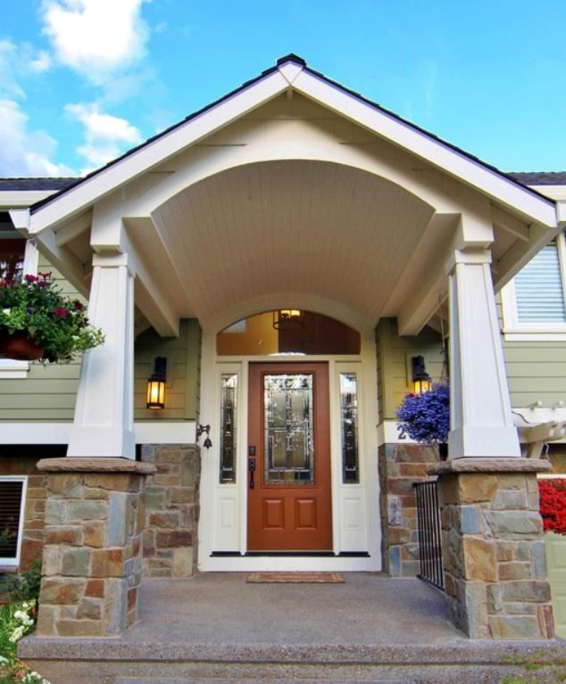 Attractive Appealing Split Entry Front Door Ideas - Exterior ideas 3D - gaml  NG67