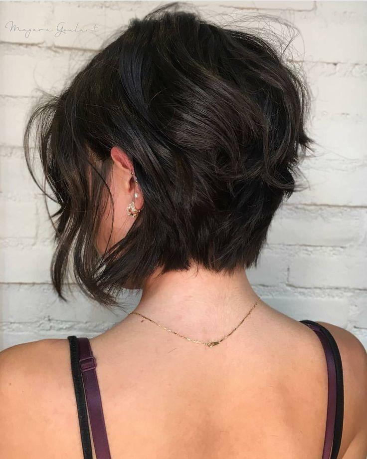 10 süße kurze Frisuren und Haarschnitte für junge Mädchen