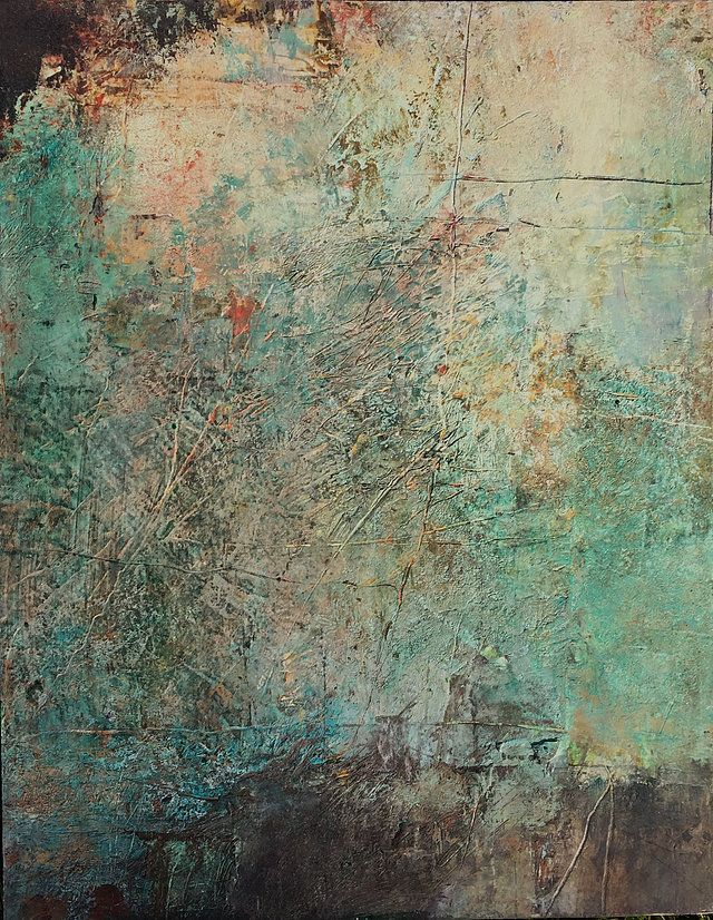 Rebecca crowell art view contemporary abstract mixed media for Atlanta oil painting artists
