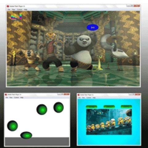 Membuat Animasi dan Interactive