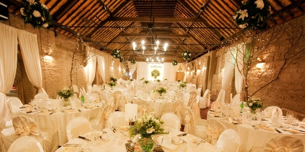Weddings and Conference Venue Northern Ireland – Larchfield Estate - Weddings - The Barn