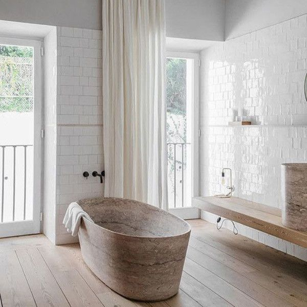 Spa Look Bathrooms: Best 25+ Spa Bathrooms Ideas On Pinterest