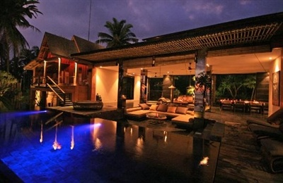 Tabanan, Bali private luxury villa. Tabanan has a 30km-long coastline, which presents isolated coves and rocky outcrops and is famous for its surf beaches, including Medewi and Balian, which offer the longest point breaks in Bali.