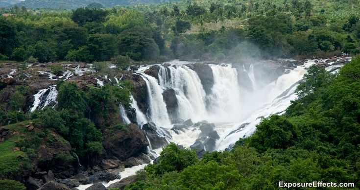 Shivasamudram Falls – Karnataka , India