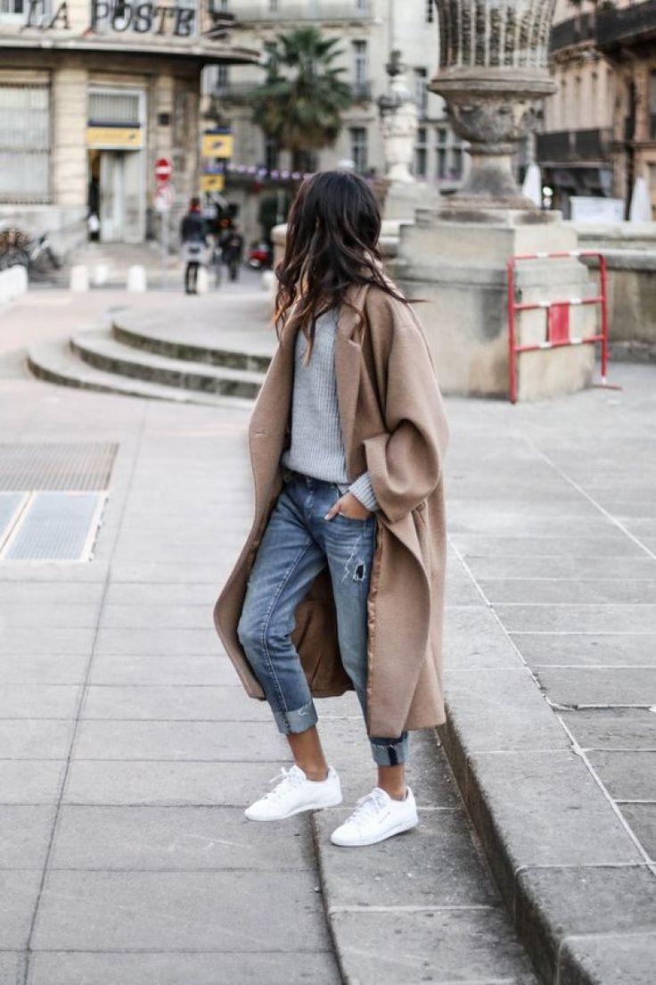 30 sublimes manteaux longs pour celles qui n'aiment pas montrer leurs fesses