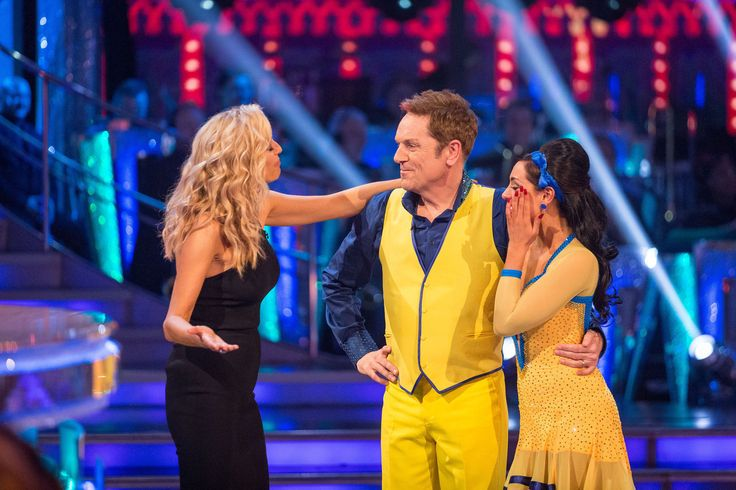 Brian Conley Sets The Record Straight On His Bizarre 'Strictly Come Dancing' Exit Speech