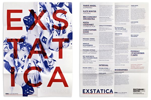EXSTACTICA for BBC Concert Orchestra by Studio Output