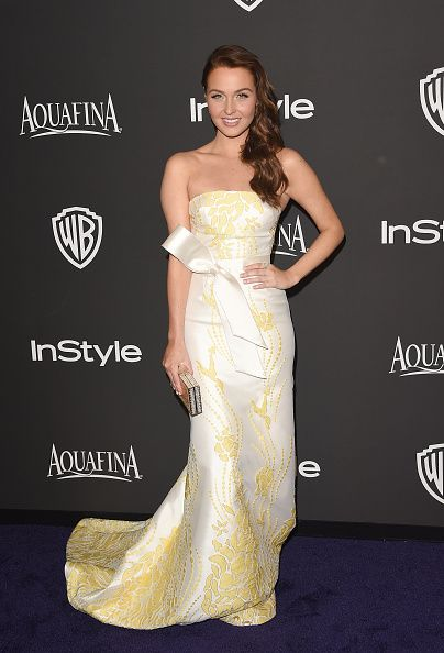 Camilla Ludington at the 72nd Annual Golden Globe After Party