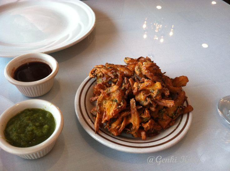 India Garden Restaurant Mishawaka, Indiana Vegan options Pakora