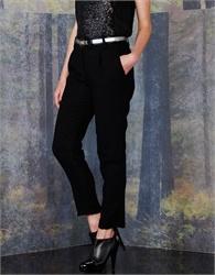 Crepe Garden Pant - pants | Andrea Moore