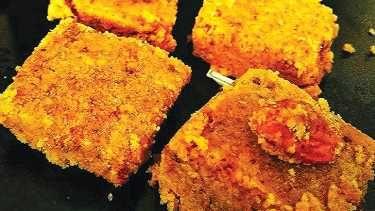 Dates Nuts Milk Burfi recipe deewali sweets recipes Indian sweets deepavali sweets food - ഡേറ്റ്സ് നട്ട്സ് മില്ക്ക് ബര്ഫി - Snacks - Food-Mathrubhumi