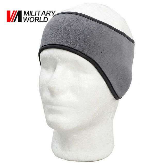 Outdoor Sports Safety Sweatband Running Football Tennis Men Women Stretch Hair Bands Yoga Gym Fitness Sweat Headband 4 Color