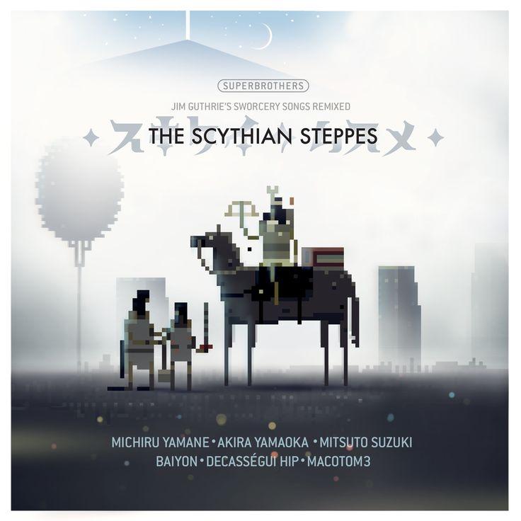 The Scythian Steppes: Seven #Sworcery Songs Localized for Japan | Jim Guthrie