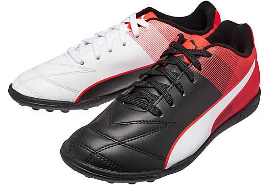 Kids Puma Adreno II Turf Soccer Shoes. Shop for a pair from SoccerPro right now!