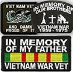 Vietnam Patches