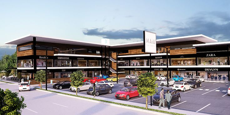 PLAZA COMERCIAL – S+PV