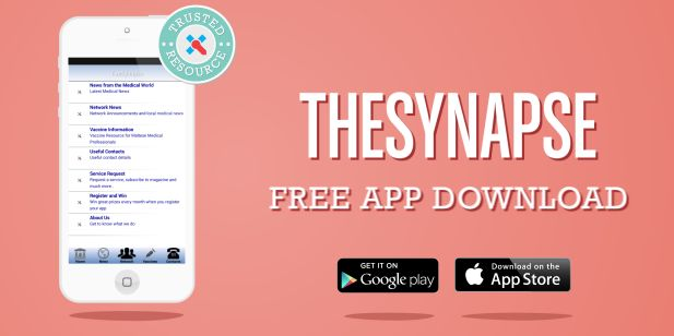 TheSynapse app launch banner