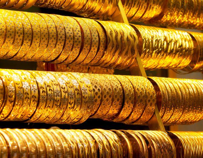 Shoppa  guld i Turkiet
