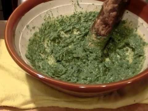 木の芽味噌の作り方・・・・大和の 和の料理(木の芽味噌) 【2】