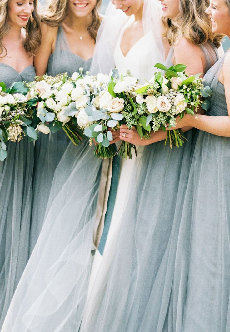 Rustic wedding bouquets: Photography: Sally Pinera - sallypinera.com   Read More on SMP: http://www.stylemepretty.com/2017/05/30//