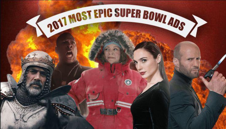 10 dintre cele mai bune reclame de la Super Bowl 2017 . SuperBowl 2017 nu este doar o competiție celebră de fotbal american, ci și evenimentul cu cele mai interesante reclame. https://www.gadget-review.ro/reclame-super-bowl-2017/