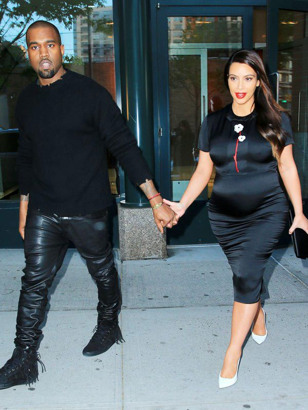 Kim Kardashian & Kanye West: Why They Named Their Baby NorthWest
