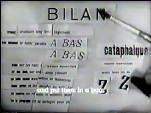 This is a clip from a movie about dada that I digitised from videotape. I no longer have the details of the original so please post them here if you have the...