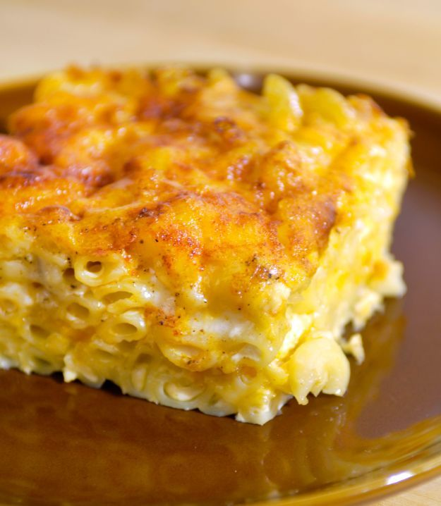 soul food macaroni and cheese recipe