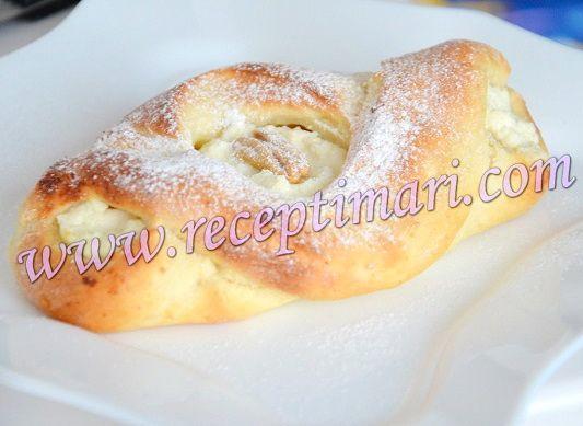 вкусное дрожжевое тесто с творогом рецепт на ватрушки